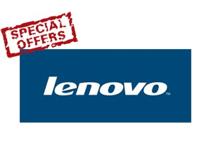 Lenovo Specials at Genisys