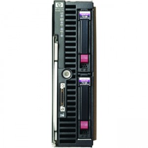 HP BL460c G6 E5540 Server at Genisys