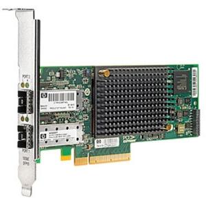 581201-B21 HP NC550SFP Dual Port Fiber Optic Card at Genisys