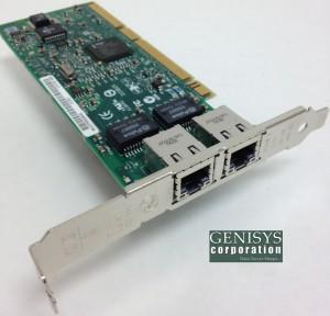 HP A7012A PCI-X 2-Port Gigabit Ethernet Card at Genisys