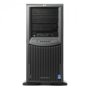 395569-B21 HP ProLiant ML350 G5 Barebone System at Genisys