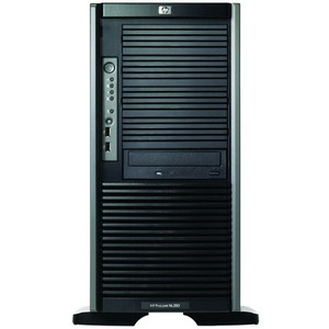 412645-B21 hp ProLiant ML350 G5 Barebone System at Genisys