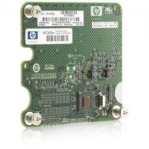 hp 445978-B21 Proliant NC360m Dual Port BL-c Adapter at Genisys ( genisyscorp.com )