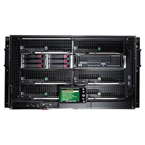 hp 508668-B21 BladeSystem c3000 c-Class Rackmount Enclosure at Genisys