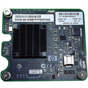 hp 592519-B21 Infiniband Host Bus Adapter For c-Class BladeSystems