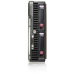 507864-B21 HP ProLiant BL460c G6 Barebone System at Genisys