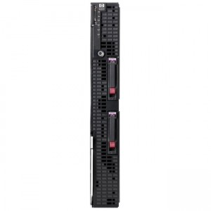 HP 600332-B21 ProLiant BL620c G7 Barebone System at Genisys