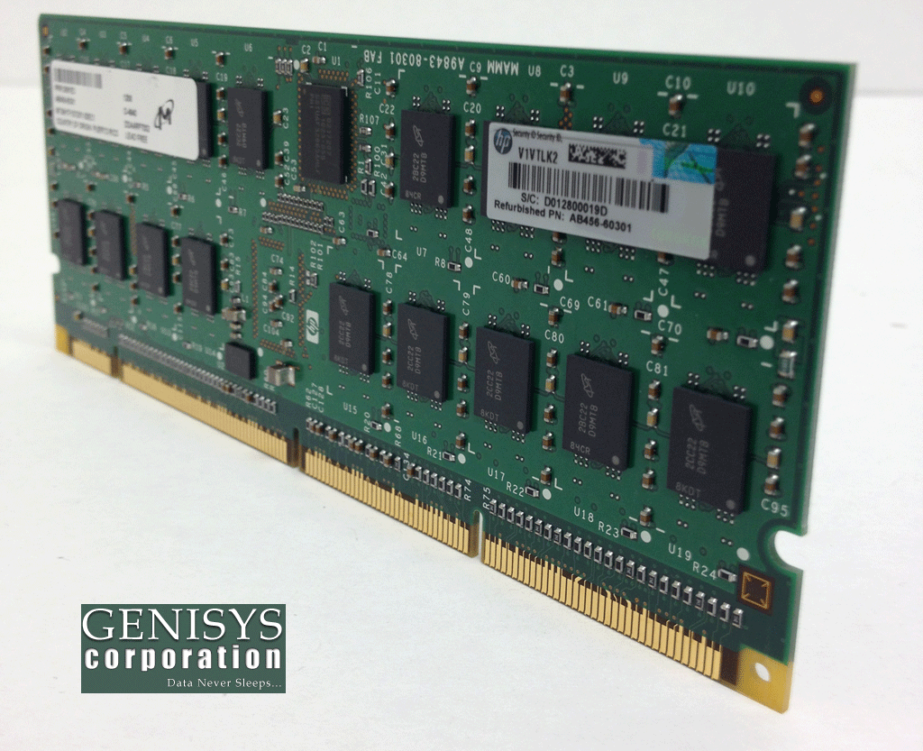 HP AB456A 16GB DDR2-533 MHZ PC2-4200 SDRAM at Genisys