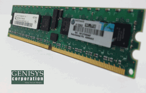HP AB564AX 1GB  DDR2-533MHz PC2-4200 Memory at Genisys