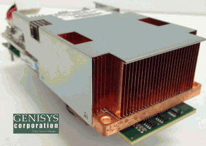 HP AB576A 1.4GHZ 12MB Dual Core RX3600 Processor at Genisys