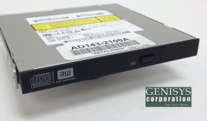 HP AD143A DVD+RW Slim Drive at Genisys