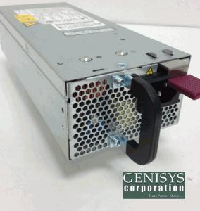 HP AD254A Redundant Power Supply at Genisys