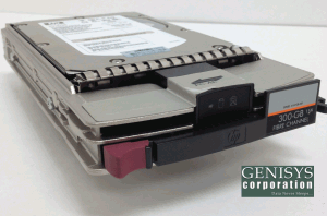 HP AG425A 300 GB Fibre Channel Internal Hard Drive at Genisys
