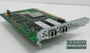 HP AH094A 4GB  PCI Express Dual Channel Fibre Channel HBA at Genisys