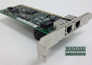 AB352A HP  PCI-X 2 Port 1000Base-T Gigabit Adapter at genisys