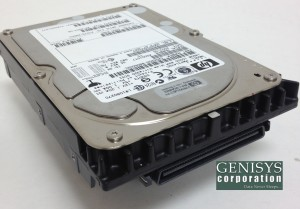HP A7075A 146 GB SCSI Ultra160 (16-bit) 10k RPM Hard Drive at Genisys