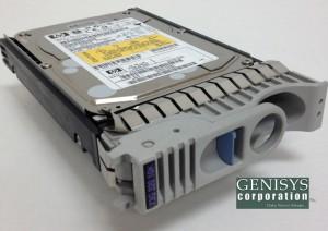 HP A7285A 73GB 10000 rpm Ultra320 Hard Drive at Genisys