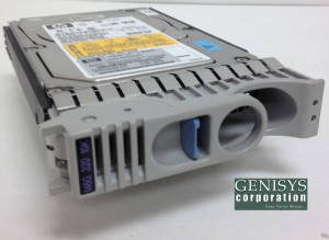 HP A7287A 146 GB Ultra320 SCSI Internal Hard Drive at Genisys