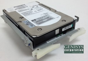 HP A8706A 73 GB Ultra320 SCSIHard Drive with Tray at Genisys