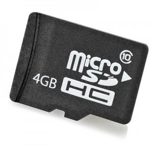 HP 647444-B21 4GB microSD High Capacity (microSDHC) Card at Genisys
