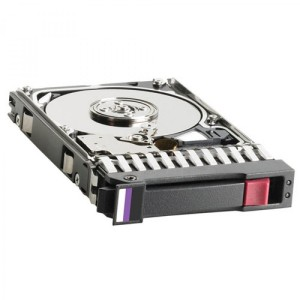 HP 693648-B21 1.2TB 6G SAS 10K rpm SFF (2.5-inch) Dual Port Enterprise Hard Drive