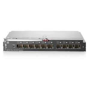 662048-B21 HP Virtual Connect Flex-10/10D Module Enterprise Edition for BLc7000 Option