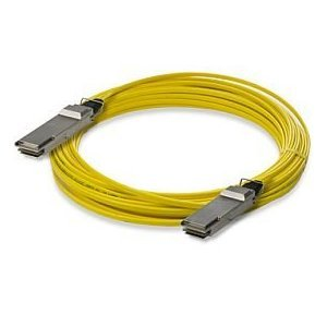 498386-B25 HP 10M 4X DDR/QDR Quad  Pluggable InfiniBand Optical Cable