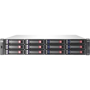 AW593A HP P2000 LFF Array System