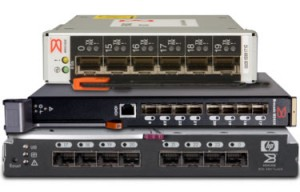 Brocade Blade Server SAN I/O Module at Genisys