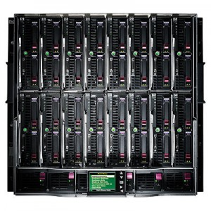Integrity BLc7000 2x 8-Socket Expansion Server Kit