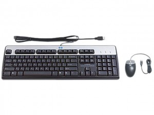 631341-B21 HP Rack Options USB Keyboard and Mouse at Genisys