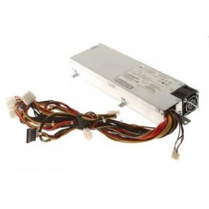 663420-B21 HP 400W Power Supply FIO Kit with Right Angle Connector at Genisys