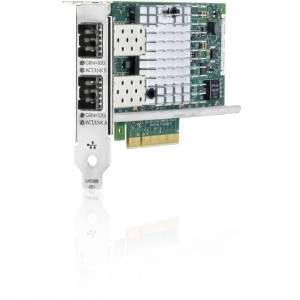HP # 665249-B21 Ethernet 2-port Adapter