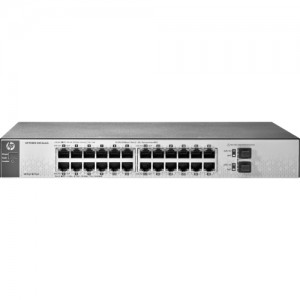 HP # J9834A PS1810-24G Switch
