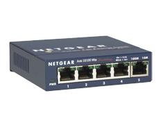 FS105 NETGEAR Switch at Genisys