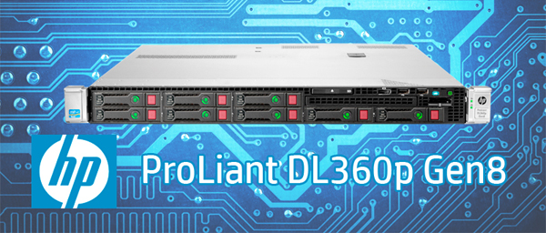HP Proliant DL360 Gen8